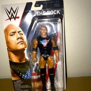 THE ROCK action figure series #86